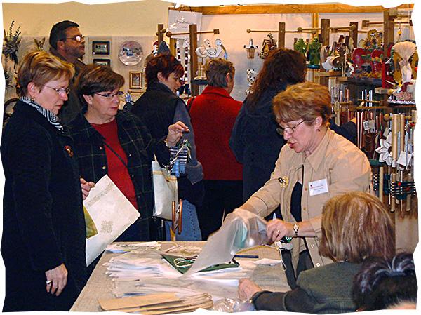 Salon des métiers d'art de Boucherville