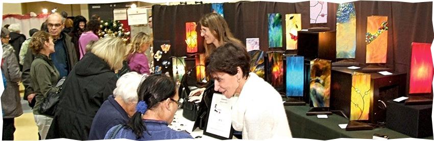 Salon des métiers d'art de Boucherville,